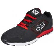 Fox Motion Evo Shoes Men Black/Red 45 Bike Schuhe