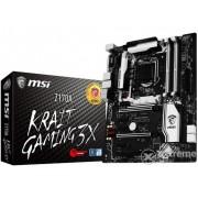 Placă de bază MSI Z170A Krait Gaming 3X LGA1151 ATX