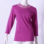 Ručne maľované tričko (50) Alfatex