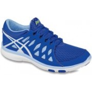 Asics Gel-Fit Tempo 2 Women Training & Gym Shoes(Blue, White)