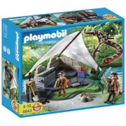 Playmobil Treasure Camp Hunter's & Giant Snake