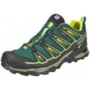 Salomon X Ultra 2 GTX Hiking Shoes Men green black/black/gecko green 46 2/3 Multifunktionsschuhe