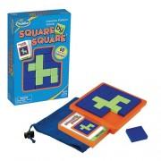 Thinkfun 11199 - Square by Square, Gioco da tavolo [lingua inglese]