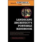 Landscape Architect's Portable Handbook by Nicholas T. Dines