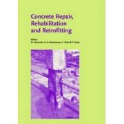 Concrete Repair, Rehabilitation and Retrofitting by Mark G. Alexander