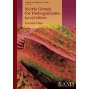 Matrix Groups for Undergraduates by Kristopher Tapp