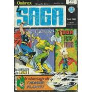 Thor / Les Vengeurs ( The Avengers ) : Ombrax Saga N° 247 ( 10 Août 1986 )