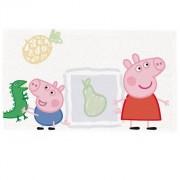 Toalha Para Lancheira - Peppa Pig