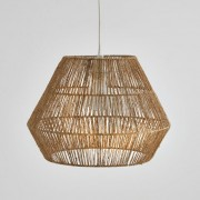 Hanglamp in naturel hennep, Yaku