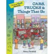 Hide-and-seek Puzzles: Cars, Trucks & Things That Go by Rebecca Thornburgh