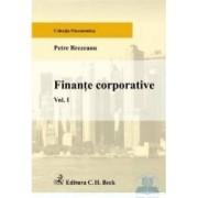Finante corporative vol. I - Petre Brezeanu