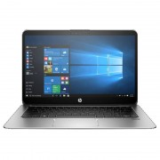 Laptop HP EliteBook Folio 1030 G1 13.3 inch Quad HD+ Intel Core M7-6Y75 16GB DDR3 512GB SSD Windows 10 Pro Silver