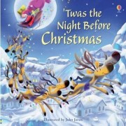 Twas the Night Before Christmas by Lesley Sims
