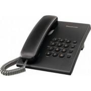 Telefon analogic Panasonic KX-TS500 Negru