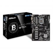 ASRock Intel H110 Pro BTC+ Crypto Mining ATX Motherboard