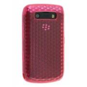 BlackBerry Bold 9700/9780 Diamond Gel Case - Blackberry Soft Cover (Pink)