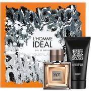 Guerlain L'Homme Ideal Eau de Parfum Комплект (EDP 50ml + SG 75ml) за Мъже