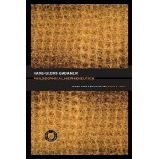 Philosophical Hermeneutics by Hans-Georg Gadamer