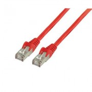 Valueline FTP CAT6 rood 0,5m