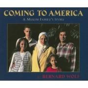 Coming to America by Bernard Wolf