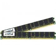 Crucial CL5 Mémoire RAM DDR2 8 Go (2 x 4 Go) PC2-5300 667 MHz Very Low Profile