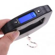 Ručná závesná váha do 50 kg s LCD displejom