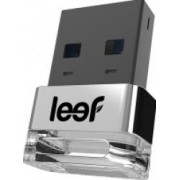 USB Flash Drive Leef Supra 32GB USB 3.0 Argintiu