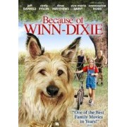 Because of Winn-Dixie DVD 2005