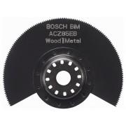 Bosch pânză de ferăstrău BIM segmentată (ACZ 85 EB)