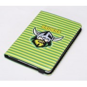 NRL Licensed Canberra Raiders PU Leather Case for iPad Mini 1 2 3