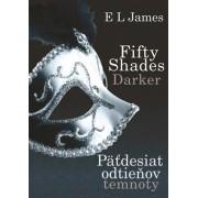 Fifty Shades Darker: Päťdesiat odtieňov temnoty(E L James)