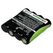 Bateria Philips CE0682 700mAh 3.4Wh NiMH 4.8V