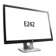Monitor HP E242 24'' IPS 1920x1200/250/1000:1/VGA/DP/HDMI/7ms