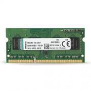 Kingston KVR13S9S8/4 Memoria RAM da 4 GB, 1333 MHz, DDR3, Non-ECC CL9 SODIMM, 204-pin, 1.5 V
