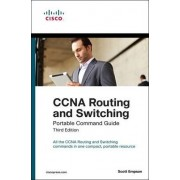 CCNA Routing and Switching Portable Command Guide by Scott Empson