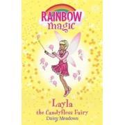 Layla the Candyfloss Fairy: Book 6 by Daisy Meadows