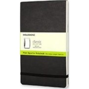 Moleskine Soft Cover Large Plain Reporter Notebook by Moleskine