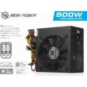 Sursa Sirtec High Power HPQ-500ST-H12S 500W 80 PLUS