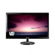 "Monitor ASUS VS278Q, 27"", LED, 1920x1080, 80M:1, 1ms, 300cd, D-SUB, HDMI, DP, repro, čierny matný"