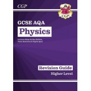 New Grade 9-1 GCSE Physics: AQA Revision Guide with Online Edition by CGP Books