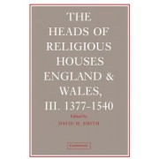 The Heads of Religious Houses 3 Volume Hardback Set by C. N. L Brooke