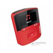 Philips SA4RGA04RF 4GB, roşu