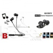 MH750 STEREO HEADSET EARPHONE HANDSFREE HEADPHONE WITH MIC And 3.5 MM JACK Competible Sony Samsung