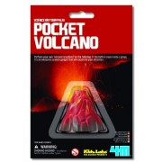 4M Science on Your Palm Pocket Volcano by 4M