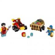 Lego Super Heroes 76072 Mighty Micros: Iron Man kontra Thanos - Gwarancja terminu lub 50 zł! BEZPŁATNY ODBIÓR: WROCŁAW!