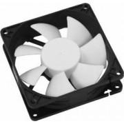 Ventilator Cooltek Silent Fan 80 80mm Negru-Alb