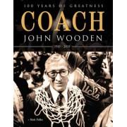 Coach John Wooden by Matt Fulks