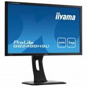Ecran iiyama 24' LED - ProLite GB2488HSU-B2 - 1920 x 1080 - 1 ms - Format large 16/9 - HDMI - Noir