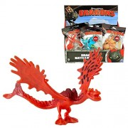 Dragones - Mini Battle Dragon - Figuras de batalla - Selección del dragón, Dragons:Monstrous Nightmare