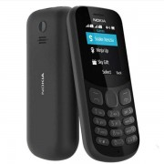 702793 - Nokia 130 2017 Dual-SIM black EU